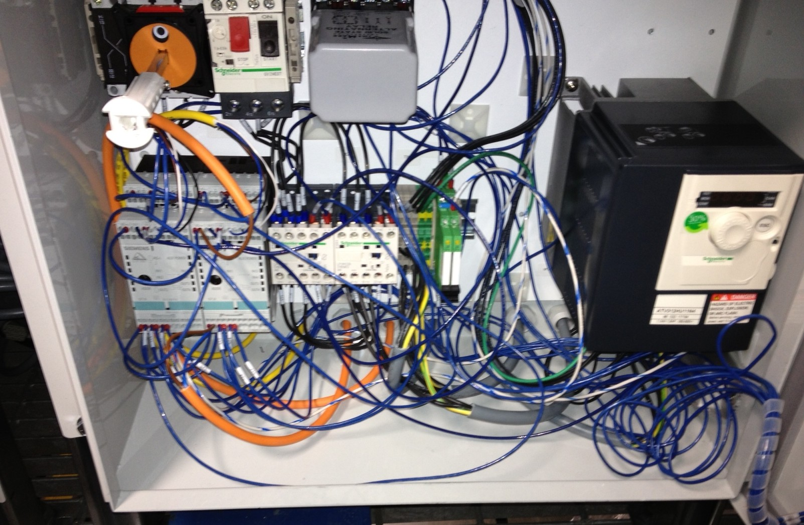 Robinson Engineering Inc House Wiring Job Description Awful Electrical Panel