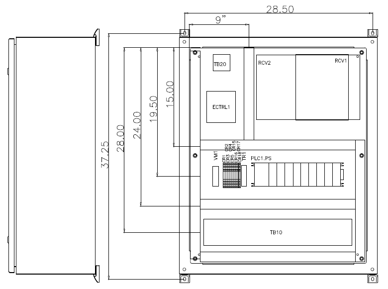 ferris wiring diagrams ferris trailer wiring diagram for auto electrical panel schematic