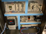 Electrical Control Panel Wired