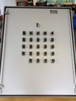 Panel with Contactors